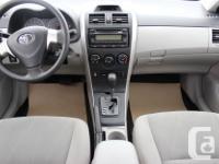Make Toyota Model Corolla Year 2012 Colour Grey kms