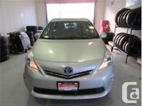 Make Toyota Model Prius V Year 2012 Colour Silver kms