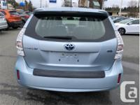 Make Toyota Model Prius V Year 2012 Colour Blue kms
