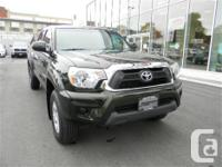 Make Toyota Model Tacoma Year 2012 Colour Dark Green