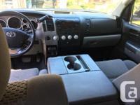 Make Toyota Model Tundra Year 2012 Colour Black kms
