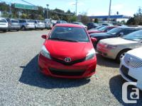 Make Toyota Model Yaris Year 2012 Colour red kms