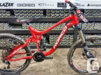 Spectacular price on this Norco freeride bike. This
