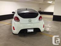 Make. Hyundai. Version. Veloster. Year. 2012. Colour.
