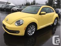 Make Volkswagen Model Beetle Year 2012 Colour Yellow