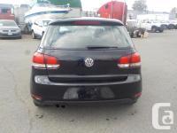 Make Volkswagen Model Golf Year 2012 Colour Black kms
