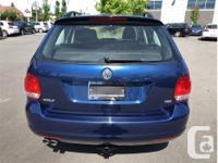 Make Volkswagen Model Golf Wagon Year 2012 Colour Blue