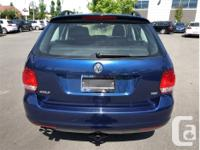 Make Volkswagen Model Golf Wagon Year 2012 Colour Blue