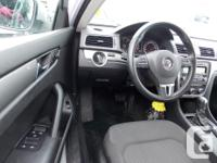 This 2012 Volkswagen Passat 2.5L Tredline comes with