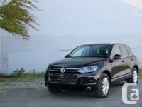 Make Volkswagen Model Touareg Year 2012 Colour Black