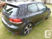 Make Volkswagen Model Golf GTI Year 2012 Colour Grey