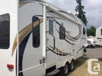 The Wildcat extraLite fifth tires and travel trailers