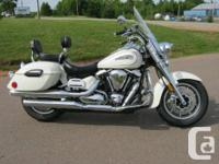2012 Yamaha Road Star Silverado S - ONLY 4093KMS A MUST