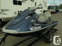 Stock #: BC0028692 VIN: YAMA2520A212 2012 Yamaha VX110