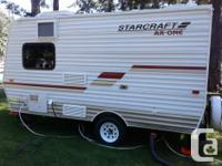 2013 - 14 ' - Starcraft RV for sale , Like new