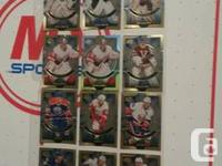 2013/14 Upper Deck inserts whole lot for sale. You