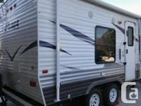2013 23 ft. Palomino Puma Travel Trailer for sale.
