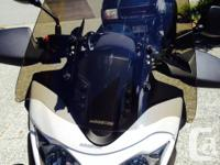 2013 Suzuki Vstrom 650ABS. Scrupulously maintained and