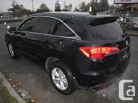 Make Acura Model RDX Year 2013 Colour BLACK Trans