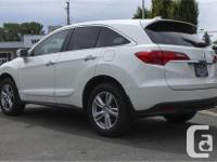 Make Acura Model RDX Year 2013 Colour White kms 100300