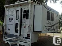 """""""THE ULTIMATE CAMPER."""" Whether you like long trips"""