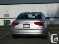 Make Audi Model A4 Year 2013 Colour Silver kms 69200