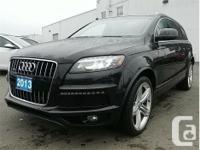 Make Audi Model Q7 Year 2013 Colour Black kms 81000