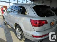 Make Audi Model Q7 Year 2013 Colour Silver kms 79980