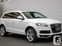 Make Audi Model Q7 Year 2013 Colour White kms 108000