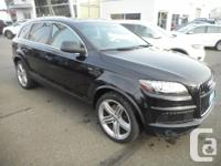 Make Audi Model Q7 Year 2013 Colour black kms 82476
