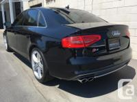Make Audi Model S4 Year 2013 Colour Black kms 56000