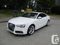 Make Audi Model S5 Year 2013 Colour white kms 44000