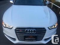 Make Audi Model S5 Year 2013 Colour White kms 60000