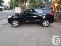 Make Hyundai Model Tucson Year 2013 Colour Black kms