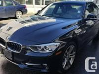 Make BMW Model 335i xDrive Year 2013 Colour Black kms
