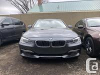 Make BMW Model 328i xDrive Year 2013 Colour Grey kms