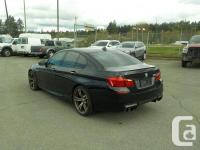 Used, Make BMW Model M5 Year 2013 Colour black kms 90792 for sale  British Columbia