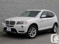 Make BMW Model X3 Year 2013 Colour White kms 110000