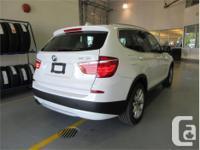 Make BMW Model X3 Year 2013 Colour White kms 64842
