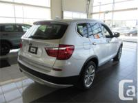 Make BMW Model X3 Year 2013 Colour Silver kms 100750