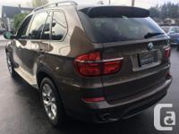 Make BMW Model X5 Year 2013 Colour Brown kms 76900