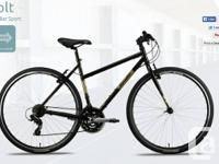 2013 Brodie Bolt - A hybrid (road-urban) flat bar bike