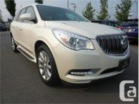Make Buick Model Enclave Year 2013 Colour White Diamond