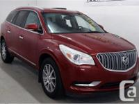 Make Buick Model Enclave Year 2013 Colour Crystal Red