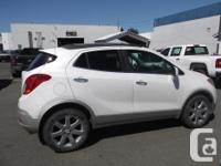 Make Buick Model Encore Year 2013 Colour WHITE kms