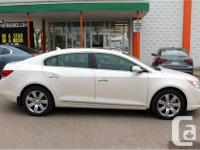 Make Buick Model LaCrosse Year 2013 Colour White kms