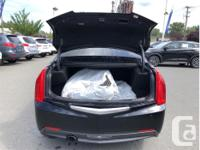 Make Cadillac Model ATS Year 2013 Colour Black kms