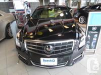 2013 Cadillac ATS Performance AWD  2.0L Turbo Engine