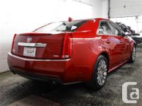 Make Cadillac Model CTS-V Year 2013 Colour red kms