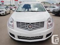 Make Cadillac Model SRX Year 2013 Colour White kms